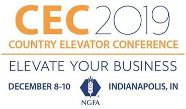 Electro-Sensors Returning to the NGFA Country Elevator Conference! Dec. 8-10, JW Marriott Indianapolis. Booth 611!