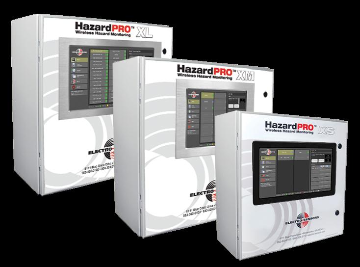 HazardPRO™ System Managers XS/XM/XL